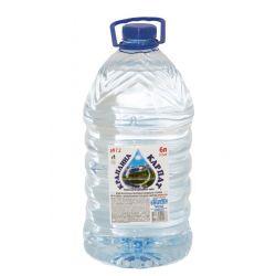 Вода лікувально-столова 6л Краплина Карпат