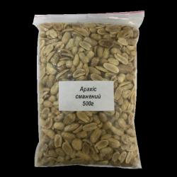 Арахіс смажений фас. 500г