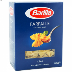 Макарони Barilla Farfalle №65 метелики 500 г