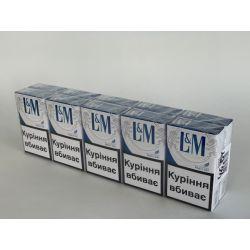 Блок L&M Blue