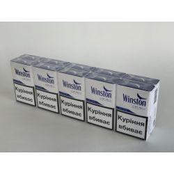 Сигарети Winston Blue 10шт 1блок