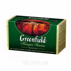 Чай Golden Ceylon чорний 2г*25 Ґрінфілд