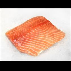 Філе лосося охолоджене