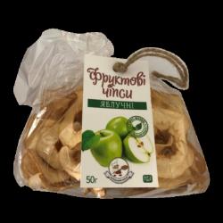Фруктові чіпси яблуко 50г