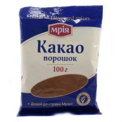 Какао порошок Мрія 100г