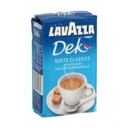 Кава мелена LavAzza Dek без кофеїну 250 г