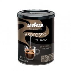 Кава мелена Lavazza Espresso  ж/б 250 г
