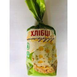 Хлібці Пшенично-кукурудзяні 100г