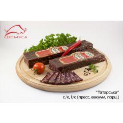 """Ковбаса """"Татарська"""" (1шт-300 г)"""