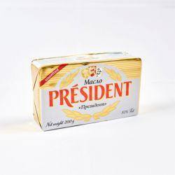 Масло 82% 0,400г. Президент