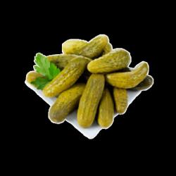 Огірок квашений (відерко 10 л.)
