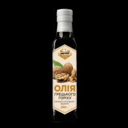 Олія з грецького горіха 250мл Honeywood