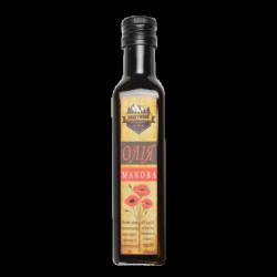 Олія з маку 250мл Honeywood
