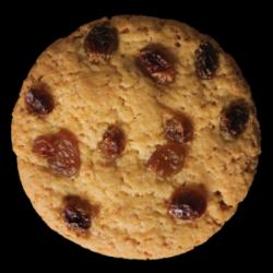 Печиво Американське з родзинками 2,5 кг