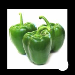 Перець болгарський  зелений