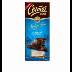 Шоколад Авторський Особливий 85г Світоч