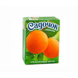 Сік апельсин 0.2 л Садочок