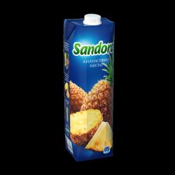 Сік Ананасовий нектар 950 мл Sandora