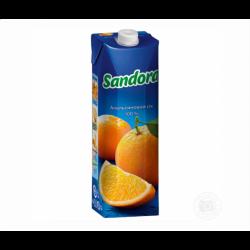 Сік  Апельсиновий 0.950л. Sandora