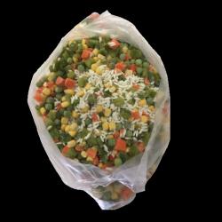 Суміш Гавайська(морожена) ТМ ЛІМО 0.4кг.