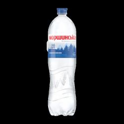 Вода Моршинська сильногазована 1.5л
