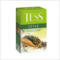 Чай TESS Style зел. 90 г