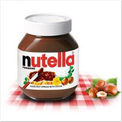 Горіхова паста Nutella 350г